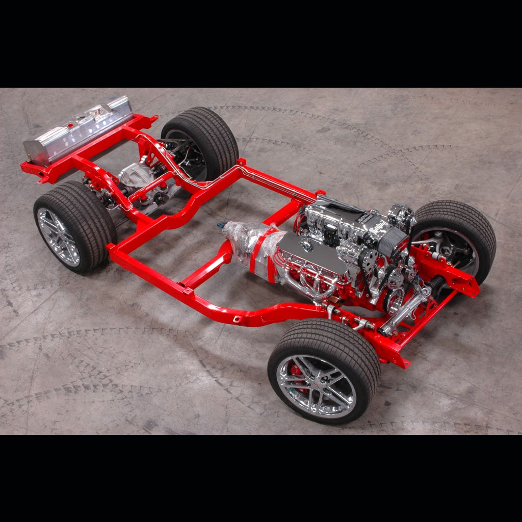 C7 suspension for your 1953 1982 corvette chassis packages