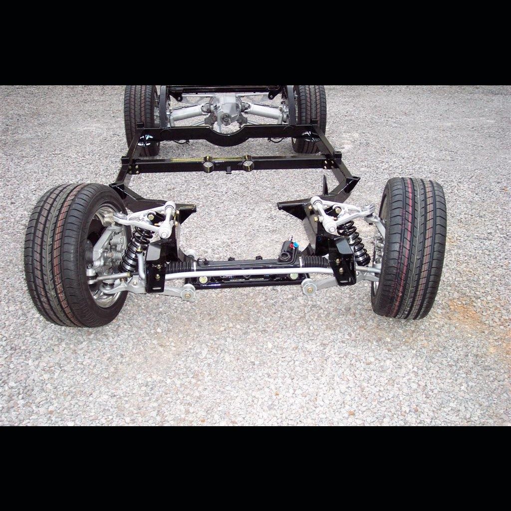 1963-1967 C2 Replacement Chassis - FrontPageFeatured