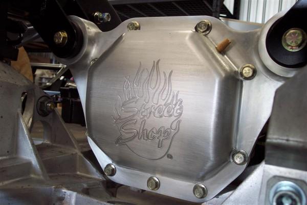 43  W/O torque tube