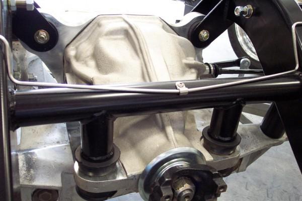 24  W/O torque tube