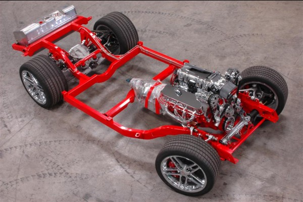 C7 Suspension for your 1953-1982 Corvette - Chassis Packages