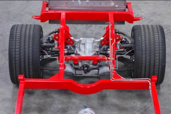 41  W/O torque tube