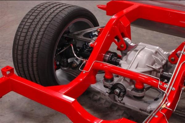 45 W/O torque tube