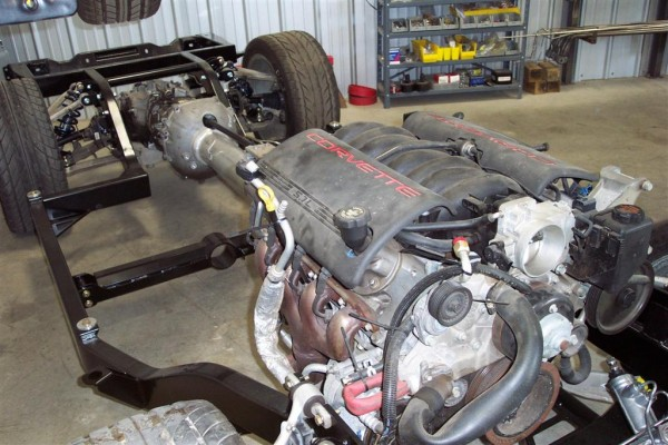 18 With torque tube