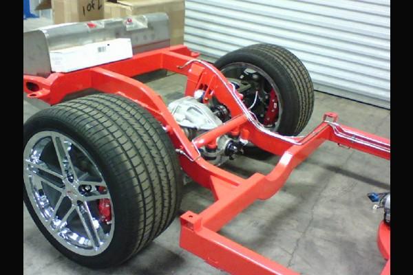 46 W/O torque tube
