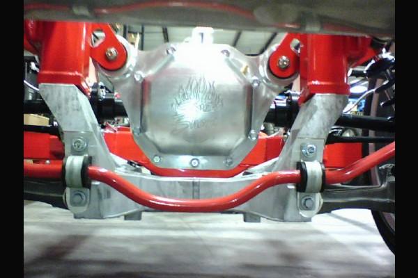 38  W/O torque tube