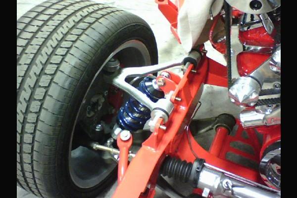 40 W/O torque tube