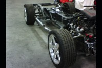 Street Shop Custom Built Chassis