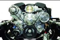 SS LS Engine Accs Kit, wo AC