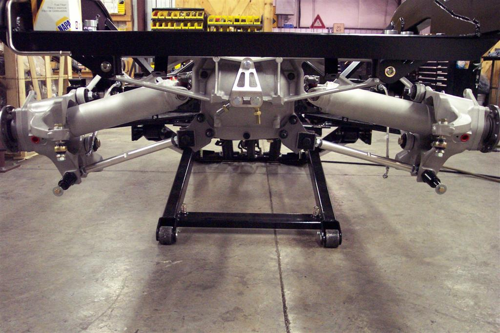 1968 1982 C3 Replacement Chassis Chassis Packages