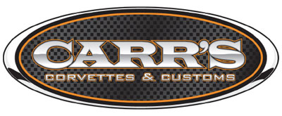 Carrs Corvettes & Customs Logo