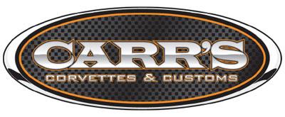 Carrs Corvettes & Customs Logo