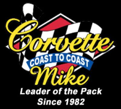 Corvette Mike Logo