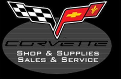 Corvette Shop & Supplies Logo